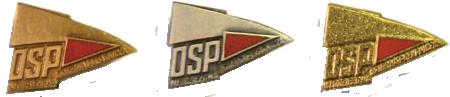 Odznaki MDP